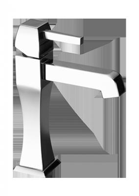 Charlotte - Miscelatore lavabo completo di scarico