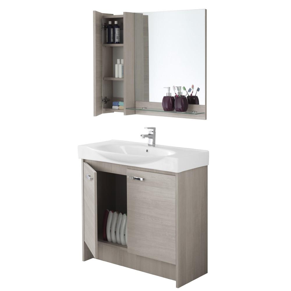 Mastore - Arredo bagno vendita online - Composizione mobile bagno in ...