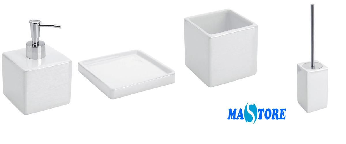 Mastore arredo bagno vendita online set accessori for Arredo bagno vendita on line